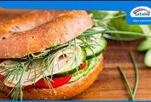Recetas La Cuina / Recetas elaboradas con productos de La Cuina, como son fiambres de especialidad, patés y cremas frescas.