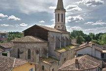 Villages de caractère / Les plus beaux villages du Gers, à visiter.
