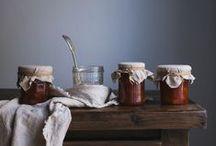Jams & Jars / Seasonal preserves and dips