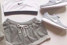 Active wear / Things I would by if I was a sporty girl. But I'm not. But I would by them the same.