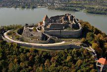 Kastélyok,várak,paloták Hungary