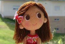Babák-Doll,Bábok-Puppet