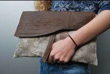 Leathery stuff