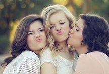 BFF ideas / Best friends more like sisters
