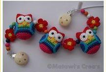 crafts / crochet / critters&dollies