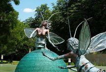 Szabadtéri szobrok Hungary