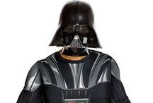 Star Wars Halloween Costumes & Party Supplies / Check out our AWESOME selection of everything Star Wars, from Lightsabers, to Cardboard stand-ups.  Now including Star Wars Episode 7 Costumes & Party Supplies!