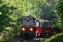 Erdei vasutak Hungary