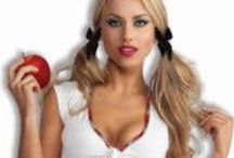 Sexy Halloween Costumes / Get sexy for Halloween 2015 with our great selection of seductive costumes!