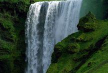 Vízesés-Waterfall