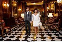 MARIAGES - ILE DE FRANCE / Reportage de mariage en Ile de France