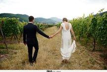 MARIAGES - ALSACE / Reportage de mariage en Alsace par Sybil Rondeau, photographe.