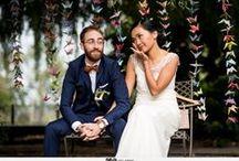 MARIAGES - RHÔNE-ALPES / Reportage de mariage par la photographe Sybil Rondeau