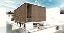 Proyecto de Grado / Edificio complementario para la Casa de la Cultura del Municipio de San Gil