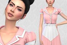 Sims 4 CC  / Sims 4 Maxis Match Custom Content