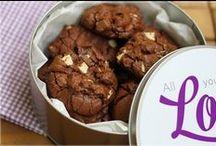 Kekse & Cookies / Kekse, Plätzchen, Gutzle ... so viele Namen und verschiedene Ausfertigungen ...