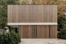 Custom Designed Homes / Here's a selection of Canny custom designed homes in Melbourne, some of them modern, some traditional. We have also included our favourites from around the globe.