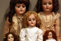 Dolls, Toys,Dollhouses / by Joan Kirkwood