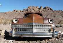 Cars Have Faces / by Angie