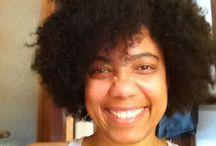 hair -afro-curls