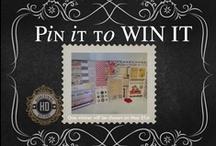 Pin it to WIN it!!!
