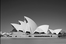 Australia in pictures / Sightseeings, landscapes, architecture