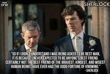 Sherlock / by Rebecca Martinez