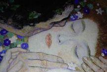 KLIMT /  cuadros de Klimt