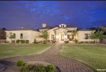 "2138 E. Teakwood Place, Chandler, AZ 85249 / ""Tierra Linda"" beautiful custom home."