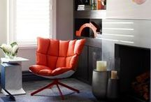 Interiors - A Touch Of Colour