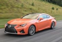 Lexus RC & RC F  / Introducing the new 2015 Lexus RC F and Lexus RC