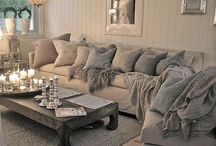 Living Room Inspiration / Ideas for my dream house!
