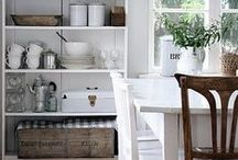 Kitchen / Ideas for how I'd decorate my kitchen