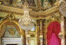 Chandeliers and Indoor lighting