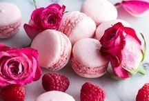 Macarons.....more happy color!