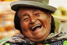 rire / heureux