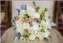 Wedding Florals and Bouquets / Flower inspiration for gorgeous weddings!