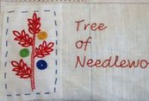 Tree of Needlework / What we do.
