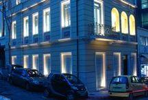 Πειραιάς - Piraeus / Piraeus - Πειραιάς. Μεταροπή νεοκλασικού σε κτίριο γραφείων. Restoration of a neoclassic building and transformation to offices. Nikolas Dorizas Architect, Architettura IUAV Venezia Tel: +30.210.4514048 Address: 36 Akti Themistokleous – Marina Zeas, Piraeus 18537