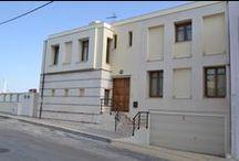Καστέλλα - Kastella Piraeus / Μονοκατοικία σε 4 επίπεδα στην Καστέλλα με μεγάλες βεράντες, θέα θάλασσα και εσωτερική πισίνα. Single family home, in 4 floors, with big verandas to enjoy the sea view and an internal swimming pool. Kastella, Piraeus, Greece. Nikolas Dorizas Architect Architettura IUAV Venezia Tel: +30.210.4514048 Address: 36 Akti Themistokleous – Marina Zeas, Piraeus 18537