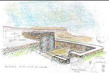 Sketches / Nikolas Dorizas Architect Architettura IUAV Venezia Tel: +30.210.4514048 Address: 36 Akti Themistokleous – Marina Zeas, Piraeus 18537