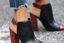 Shoes / a collection of stellar shoes from sneakers to stilettos.