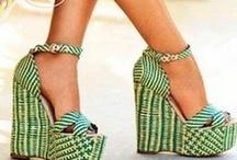 shoes shoes shoes / by Leslie Cassle