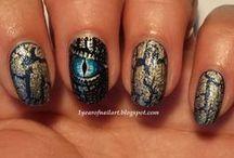 Swatches & nail arts by me (1yearofnailart.blogspot.com)