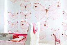 Wallcovering... / Collecting different styles, colours, brands, eras of Wallcoverings.  / by Carla Peterson