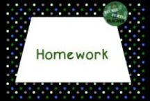 Homework / Homework ideas for the elementary classroom