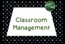 Classroom Management / Classroom management strategies and ideas for the elementary classroom