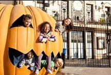 Halloween en los parques temáticos / El 31 de Octubre tienes una cita en los mejores parques temáticos de España para pasar mucho miedo. Disfruta este #Halloween de una noche terroríficamente diferente