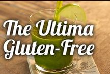The Ultima Gluten-Free Recipes / Sustaining a gluten-free diet doesn't mean you have to stop eating all of your favorite foods. Explore this board for the best gluten free recipes, gluten free meal ideas, gluten free dinners, healthy gluten free recipes, and more! / by Ninja Kitchen