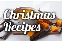 Christmas Recipes / Deck the halls with Christmas recipes that will delight the entire family. From the most flavorful Christmas dinner recipes to the most scrumptious Christmas desserts, this collection of holiday recipes guarantees a perfect ho-ho-homemade meal. / by Ninja Kitchen